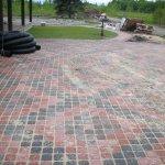 Укладка тротуарной плитки (Коркино) фото 10