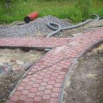 Укладка тротуарной плитки (Коркино) фото 2