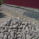 Укрепление дренажной канавы в г. Тосно фото 5