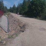 Укрепление дренажной канавы в г. Тосно фото 9