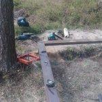 Фундамент на винтовых сваях п. Приветино фото 1