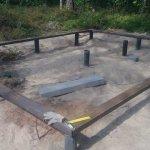Фундамент на винтовых сваях п. Приветино фото 2
