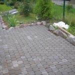 Укладка тротуарной плитки п. Федоровское фото 11
