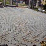 Укладка тротуарной плитки п. Федоровское фото 15