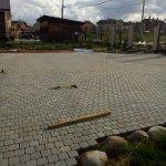Укладка тротуарной плитки п. Федоровское фото 16