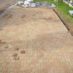 Укладка тротуарной плитки п. Федоровское фото 19