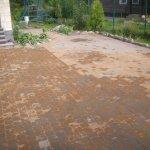 Укладка тротуарной плитки п. Федоровское фото 20