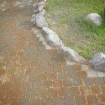 Укладка тротуарной плитки п. Федоровское фото 23