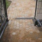 Укладка тротуарной плитки п. Федоровское фото 24