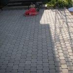 Укладка тротуарной плитки п. Федоровское фото 4