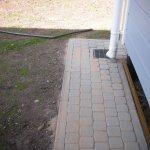 Укладка тротуарной плитки п. Приветино фото 19