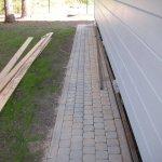 Укладка тротуарной плитки п. Приветино фото 20
