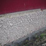 Укрепление дренажной канавы в г. Тосно фото 13