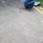 Восстановление парковки Грузино фото 3