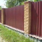 Ленточный фундамент под забор: преимущества и недостатки