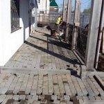 укладка тротуарной плитки (п. дони) фото 12