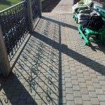 укладка тротуарной плитки (п. дони) фото 20