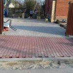 укладка тротуарной плитки (п. усть-ижора) фото 4