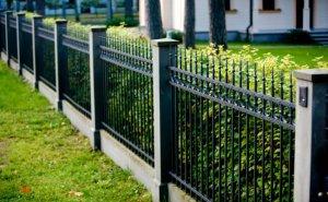 забор из металла лучший двор