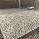 Укладка тротуарной плитки Морозовка фото 11