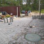 Укладка тротуарной плитки Морозовка фото 7