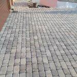 укладка тротуарной плитки в п. Синявино