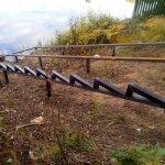 Изготовление и установка металлического каркаса для лестницы в п. Васкелово фото 4