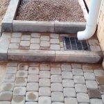Укладка и мощение тротуарной плиткой территории КП Ломоносовские усадьбы фото 4