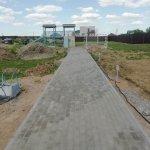 Укладка тротуарной плитки КП Остров фото 19