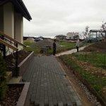 Укладка тротуарной плитки КП Остров фото 9