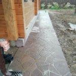 Дорожки из камня Васкелово фото 1