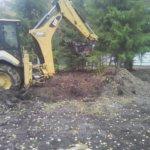 Отсыпка и выравнивание участка под газон Вырица фото 3
