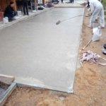 Штампованый бетон Васкелово фото 10