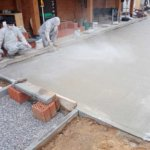 Штампованый бетон Васкелово фото 11