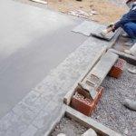 Штампованый бетон Васкелово фото 14