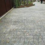 Штампованый бетон Васкелово фото 19