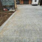 Штампованый бетон Васкелово фото 20