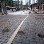 Штампованый бетон Васкелово фото 8