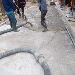 Штампованый бетон Васкелово фото 9