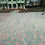 Укладка плитки на бетонное основание Энколово фото 11