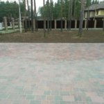 Укладка плитки на бетонное основание Энколово фото 12