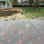 Укладка плитки на бетонное основание Энколово 3