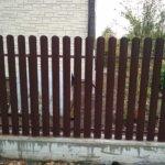 Забор из евроштакетника Горелово фото 3
