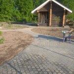 укладка плитки рощинский хутор фото 11